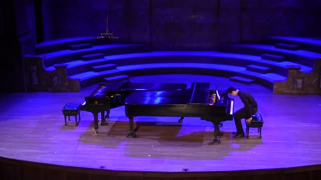 Princeton Piano Ensemble - This side of Princeton'
