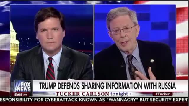 Tucker Carlson with Princeton Professor - Assault on Trump
