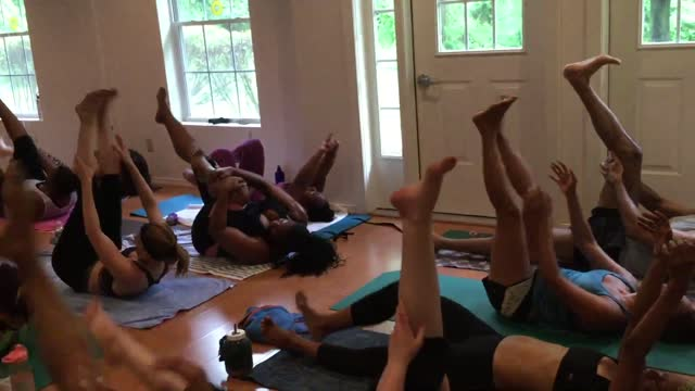 Episode 4 Inferno Hot Pilates Teacher Training Princeton, NJ