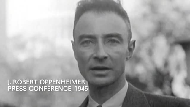 Oppenheimer, Princeton Resident: The Man Behind the Atomic Bomb