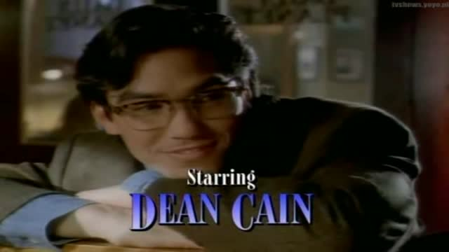 'New Adventures of Superman' Dean Cain, Princeton Grad - Season 1 2 3 & 4 Intros