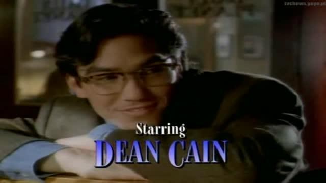 'New Adventures of Superman' Dean Cain, Princeton Grad - Season 1 2 3 & 4 Intros
