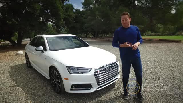 Kelley Blue Book - The 2018 Audi S4 - Inside Look
