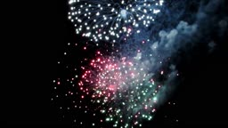 Fireworks Princeton Reunions 2017