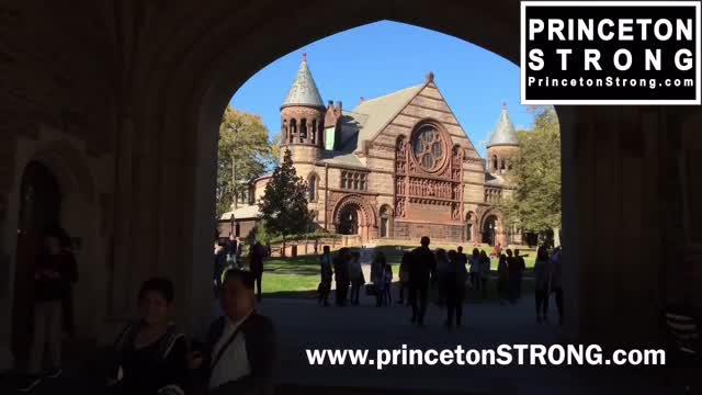 Princeton Strong - Flag Day Princeton flag burning 2/2