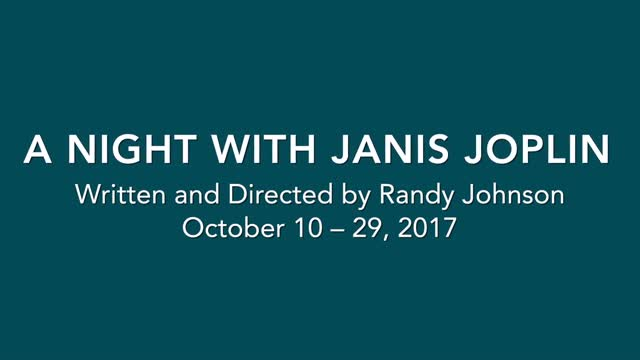 A NIGHT WITH JANIS JOPLIN Preview - McCarter Theatre
