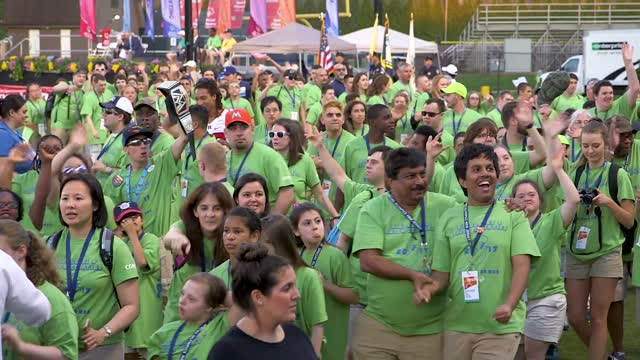 2017 Special Olympics New Jersey Summer Games