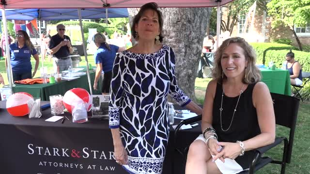 Stark & Stark Supporting Sponsor Princeton Chamber Mid Summer Marketing