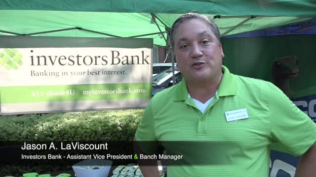 Investors Bank Sponsor @  Princeton Chamber Block Party