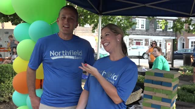 Northfield Bank Sponsor @ Princeton Chamber Block Party