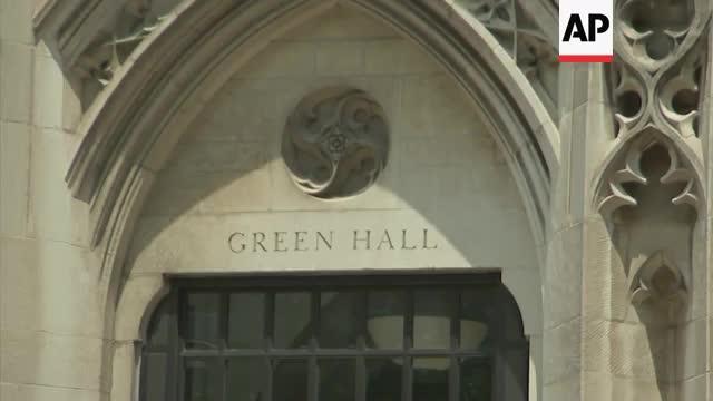 Princeton Student Sentenced to 10 yrs. in Iran
