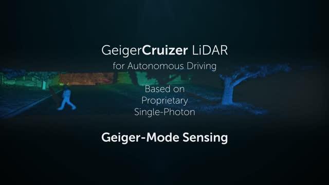 Princeton Lightwave | GeigerCruizer ADAS LiDAR While Driving