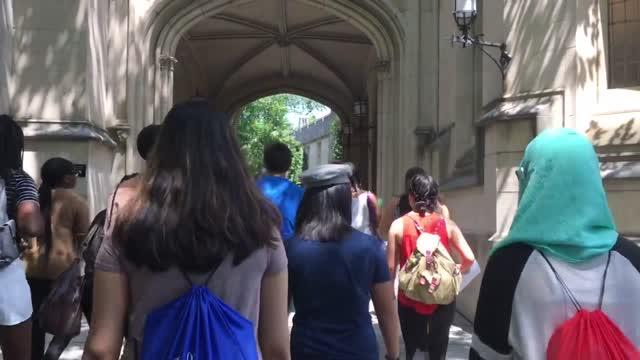 Vlog 1: My Visit to Princeton