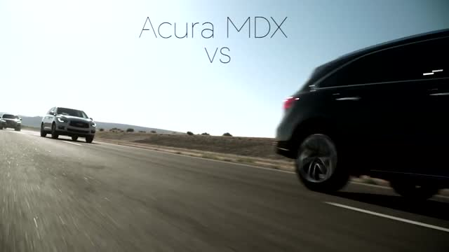 Acura - 2017 MDX - Total Package Challenge