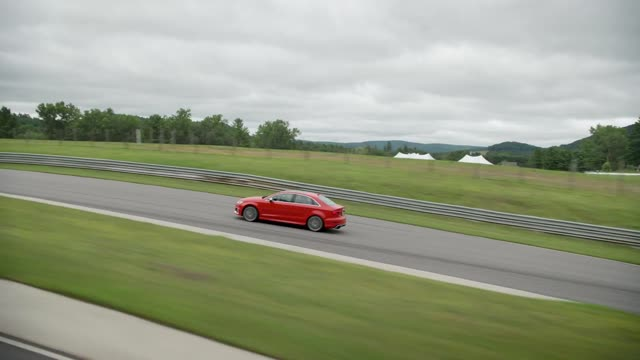Legend takes Lime Rock in the 2018 Audi RS 3