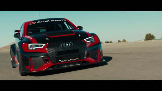 Audi Sport: Born on the track, built for the road.