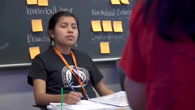 Native students visit Princeton to prepare for college