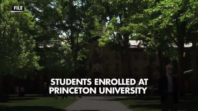 Princeton to students: Be any gender or genders you want