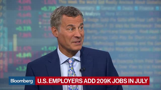 Princeton's Alan Krueger Sees 'No Drama' in Jobs Report
