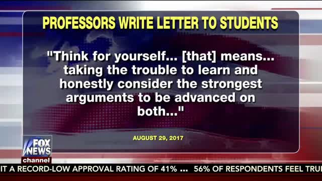 THINK For Yourself! Tucker Carlson and Princeton Prof on Free Speech