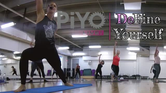 PiYO at PEAC Health & Fitness