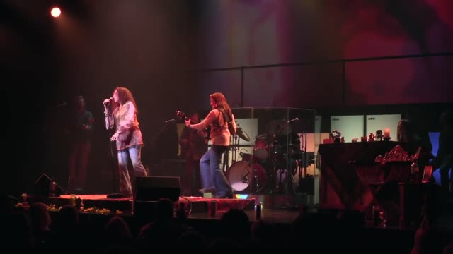 A Night with Janis Joplin Teaser Trailer - McCarter Theatre