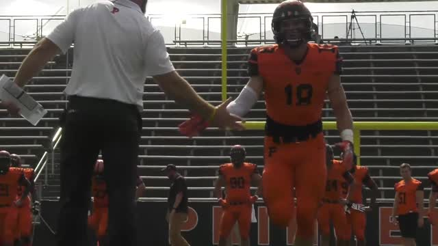 Sights and Sounds: Princeton Football vs. San Diego