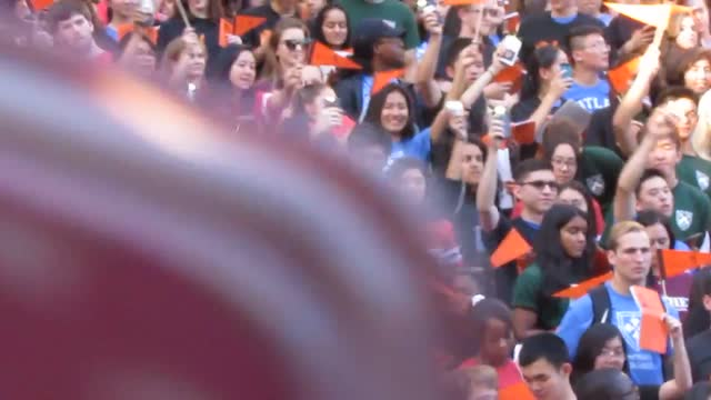 'Don't Stop Believing' Princeton University Class of 2021