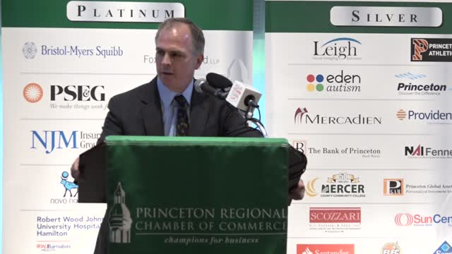 Oct. Chairman Message Rick Coyne
