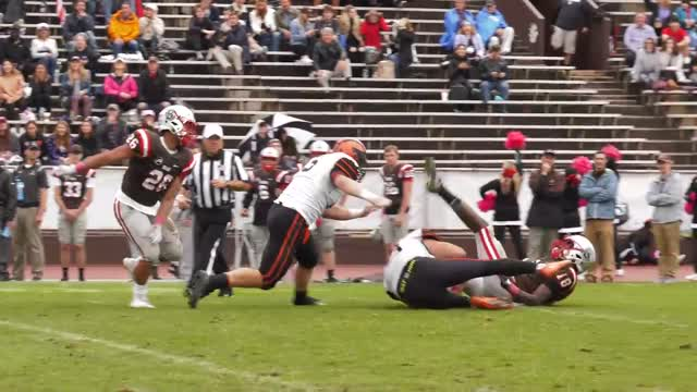 Sights and Sounds: Princeton Football at Brown