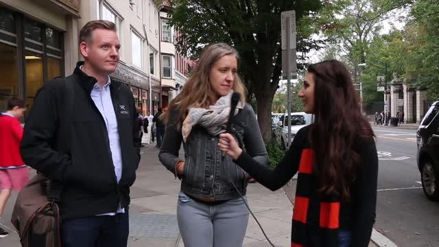 On the Street: Trick or Treat? Princeton Tonight