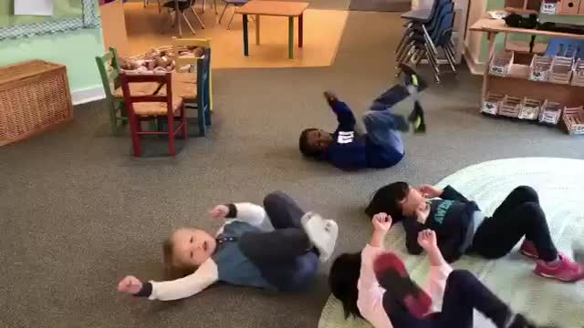 Chapin School Princeton Pre-K Have Fun in Music Class!