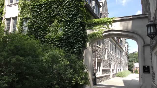 Tour of Princeton University