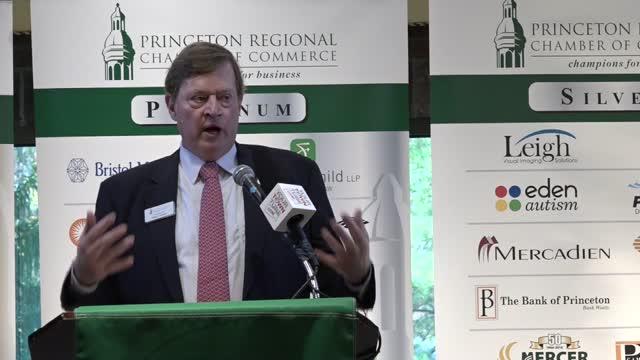 Non Profit Grant Awards 2017 Princeton Regional Chamber