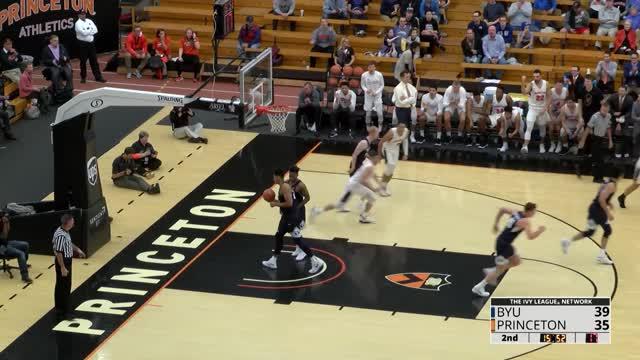Highlights: Men's Basketball vs. BYU - 11/15/17