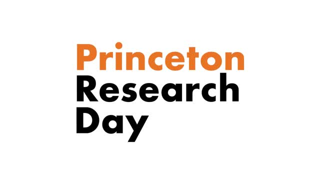 Princeton Research Day 2018