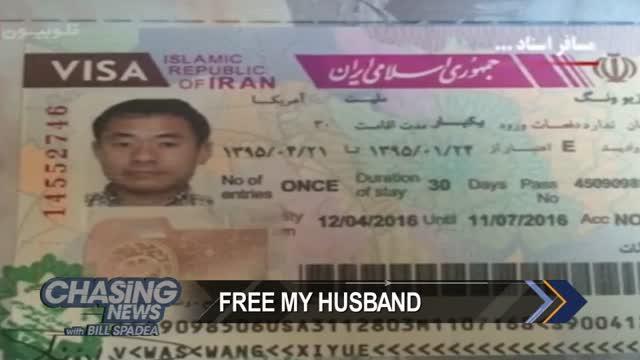 Iran won't free my husband a Princeton Grad student