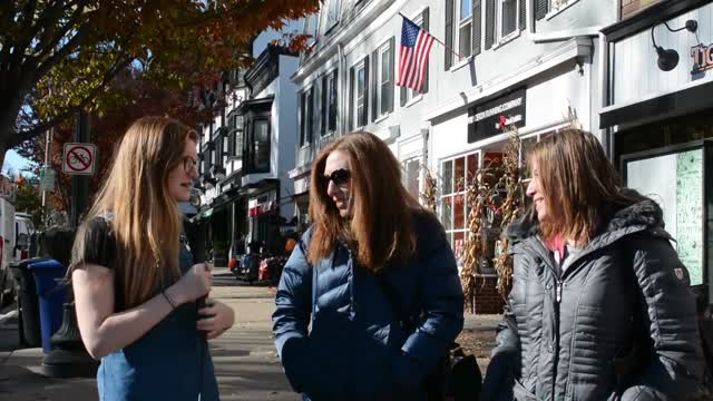 On The Street: ThanksGetting