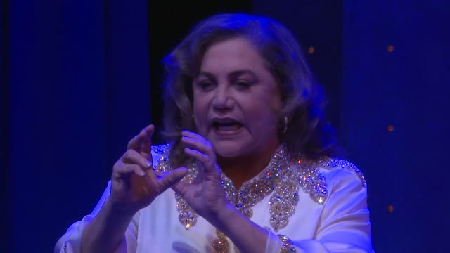 Kathleen Turner -God, eclipses & relationships George St. Theatre