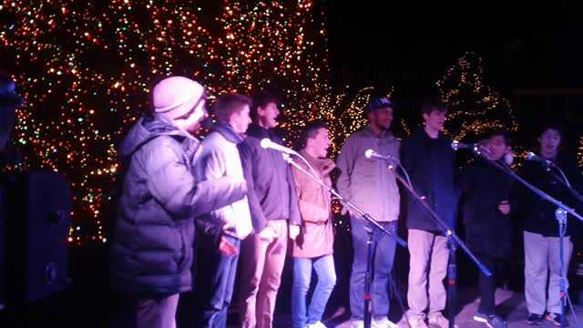Princeton Footnotes Acapella at its best during the holidays