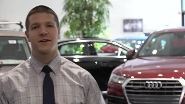 Stavros Economopoulos Audi Princeton