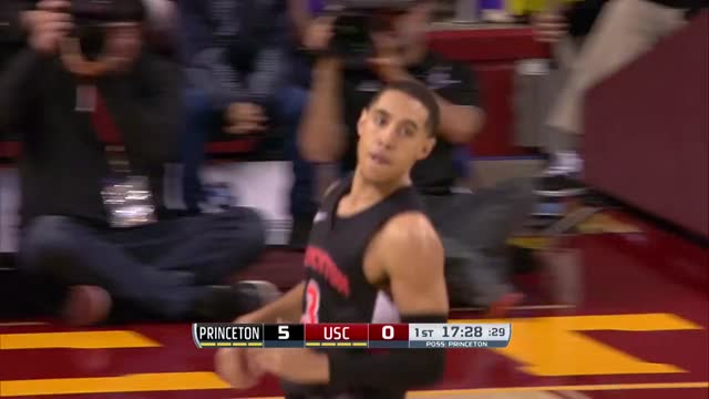 Highlights: Men's Basketball at USC - 12/19/17
