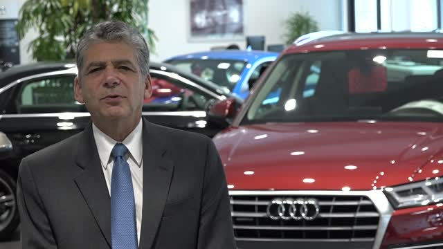 Mark Burnett  Audi Princeton