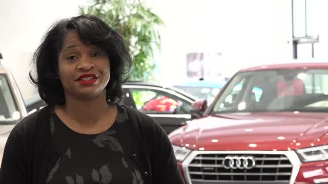Roshanda Hunt Audi Princeton
