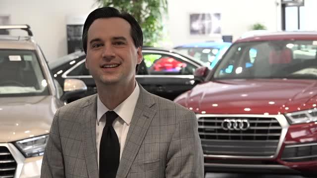Ryan Bonderenko Audi Princeton