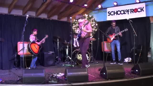 Louie Louie - 60's Garage Rock - Princeton School of Rock
