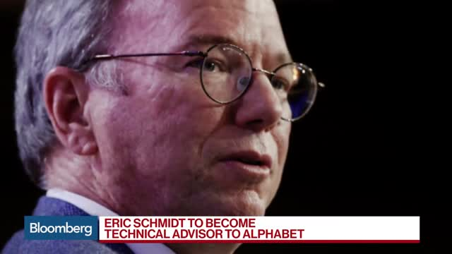Google's Eric Schmidt (Princeton) stepping down as CEO