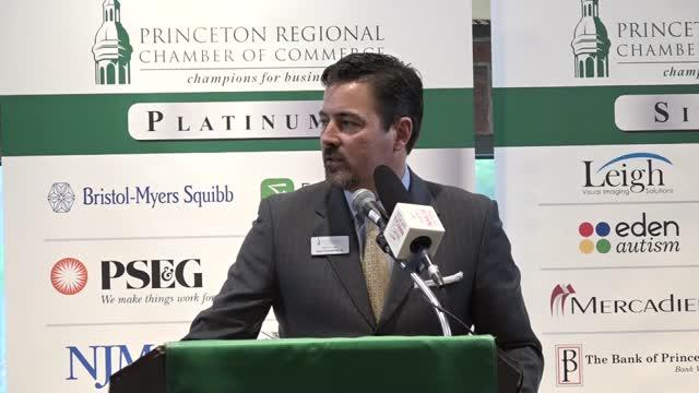 New Princeton Chamber Chairman John Goedecke