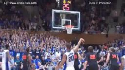 ‪Crazie-Talk: Duke vs. Princeton (11/14/10)‬.