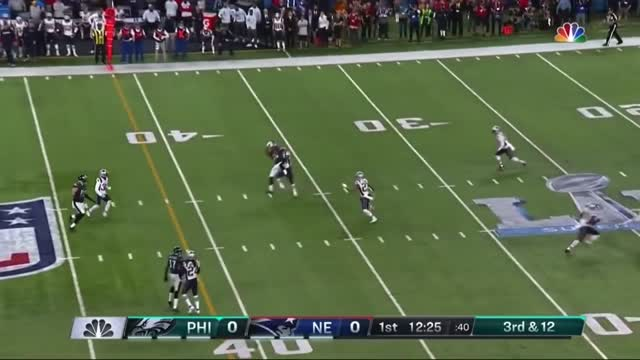 Super Bowl Eagle Patriots Full Highlights